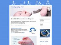 kindertagespflege.eu Webseite Vorschau
