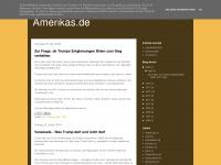 amerikanews.blogspot.com Webseite Vorschau