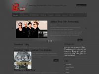 u2club.at Webseite Vorschau