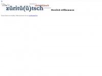 zuerituetsch.ch Webseite Vorschau