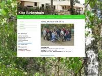 kita-ferch.de Webseite Vorschau