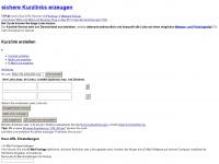 t1p.de Webseite Vorschau
