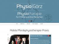 physio-goerz.de Webseite Vorschau
