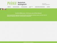 phoenixbioladen.ch Webseite Vorschau