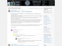 db0ulm.wordpress.com Webseite Vorschau