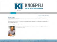 ki-knoepfli.ch Webseite Vorschau