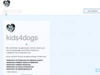 kids4dogs.de Webseite Vorschau