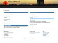 kirche-chemnitz.de Webseite Vorschau