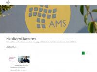 ams-viernheim.de Webseite Vorschau