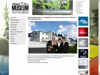 amf-museum.de Webseite Vorschau