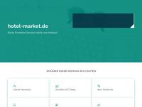 hotel-market.de Webseite Vorschau