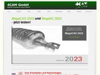 4cam.de Webseite Vorschau