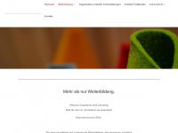 loewe-weiterbildung.de Webseite Vorschau