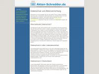 Akten-schredder.de