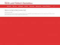 kerth-foedisch-geruestbau.de