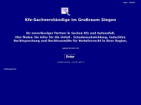 kfz-sachverstaendige-siegen.de Thumbnail