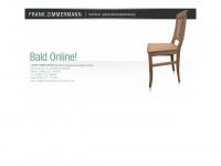 treppenbau-zimmermann.de Webseite Vorschau