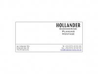 Hollander-engineering.de