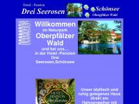 Hotel-pension-drei-seerosen.de