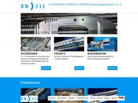 3s-gmbh.at Webseite Vorschau