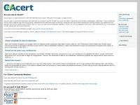 cacert.org