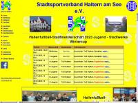 Stadtsportverband-haltern.de