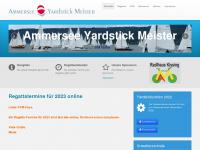 ammersee-yardstick-meister.de Webseite Vorschau