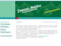 Holzbau-kleinhenz.de