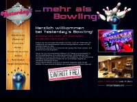 yesterdays-bowling.de