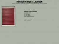 Holzrolladen-brose-laubach.de