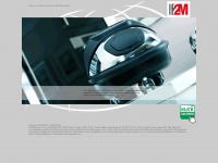 2m-marketing.de Webseite Vorschau