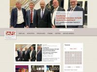 dafg.eu Webseite Vorschau
