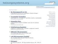 heizungssysteme.org