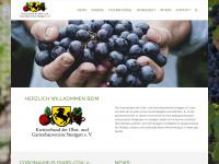 kov-stuttgart.de Webseite Vorschau