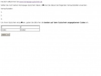 Homepage-gutschein.de