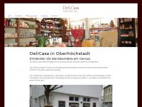 hoecke-delicasa.de Webseite Vorschau