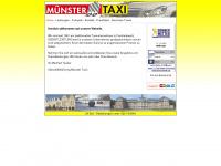 muenster-taxi.net