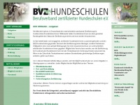 bvz-hundeschulen.de Thumbnail