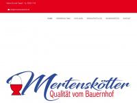 hof-mertenskoetter.de