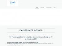 fahrservice-becher.de