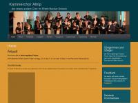 kammerchor-altrip.de
