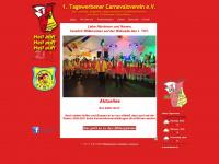 1tcv-ev.de Webseite Vorschau