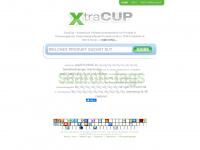 xtracup.de Webseite Vorschau