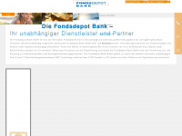 fondsdepotbank.de