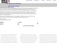swinginfreiburg.de Webseite Vorschau