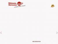 stimm-werkstatt.de
