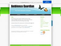 ambience-guardian.de.tl Webseite Vorschau