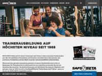 safs-beta.de Webseite Vorschau