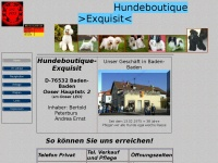 hundeboutique-exquisit.de Thumbnail