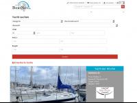 boatnet.de Webseite Vorschau